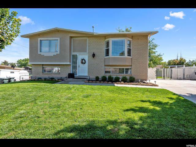 3807 S Manhatten Dr, West Valley City, UT 84120 (#1644369) :: RISE Realty