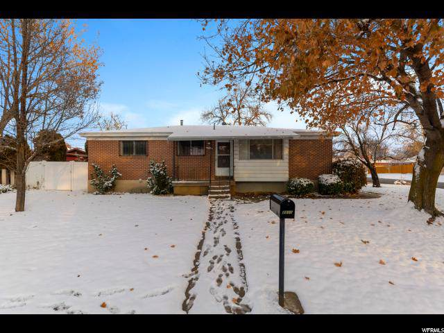 8911 S Mingo Park Dr, Sandy, UT 84070 (#1644371) :: The Fields Team