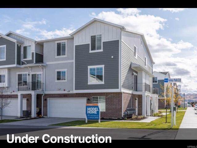 4224 W Bison Park Ct #264, Riverton, UT 84096 (#1644382) :: Doxey Real Estate Group