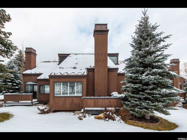 1420 Three Kings Dr #12, Park City, UT 84060 (#1644399) :: Doxey Real Estate Group