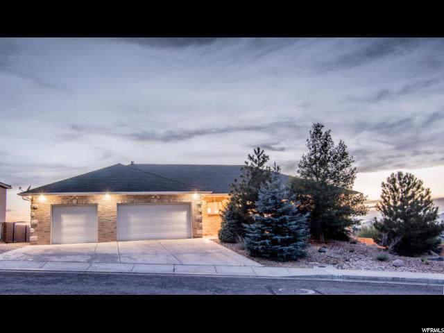 598 S 2475 St W, Cedar City, UT 84720 (#1644420) :: Big Key Real Estate