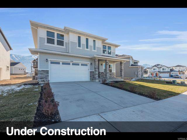 2104 E Heritage Dr, Spanish Fork, UT 84660 (#1644425) :: Exit Realty Success
