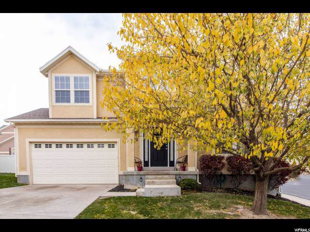 7612 S Yellowwood Ln W, West Jordan, UT 84081 (#1644435) :: Red Sign Team