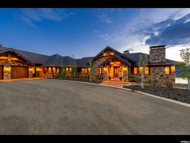 10857 N Reflection Ln, Hideout, UT 84036 (#1644437) :: goBE Realty