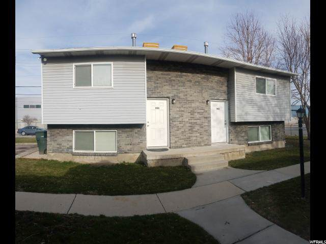 802 W Montague Ave S, Salt Lake City, UT 84104 (#1644454) :: Doxey Real Estate Group