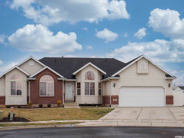 1847 S 350 E, Clearfield, UT 84015 (#1644459) :: Red Sign Team