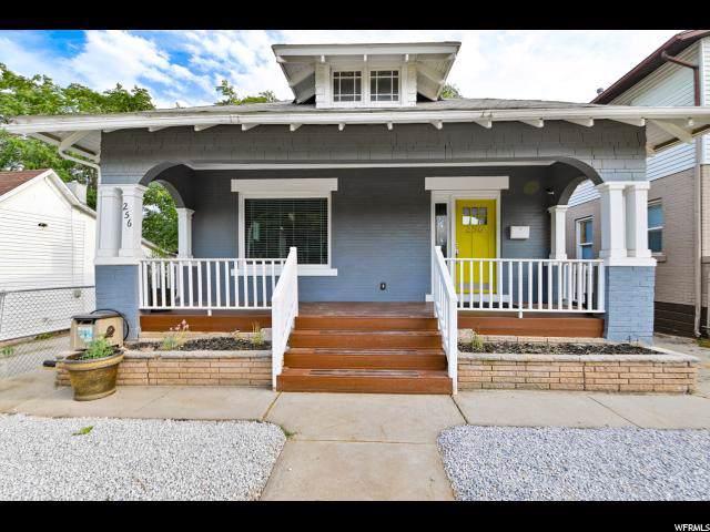 256 E 700 S, Salt Lake City, UT 84111 (#1644463) :: Big Key Real Estate