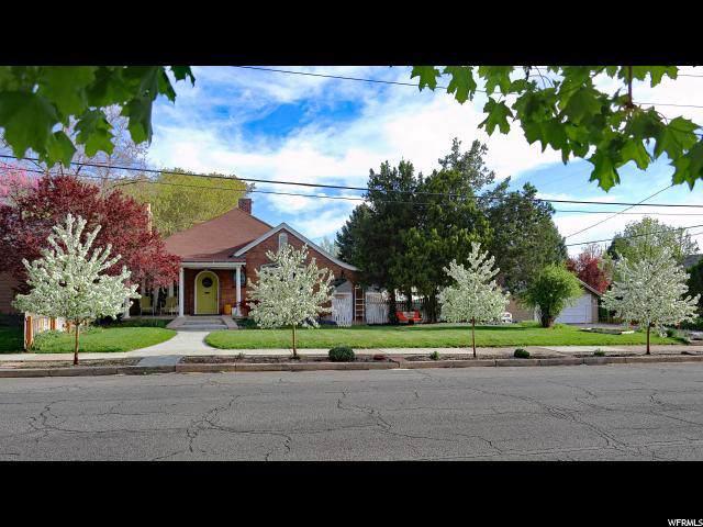 1632 E 900 S, Salt Lake City, UT 84105 (#1644474) :: Exit Realty Success