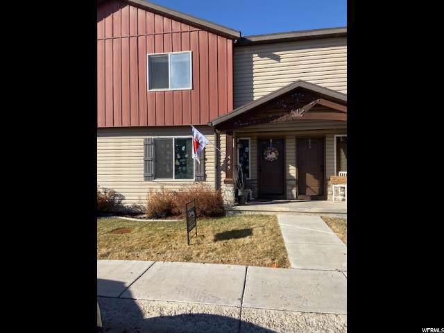 445 N 190 E, Roosevelt, UT 84066 (#1644478) :: Big Key Real Estate