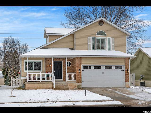 478 E 1650 S, Kaysville, UT 84037 (#1644480) :: Doxey Real Estate Group