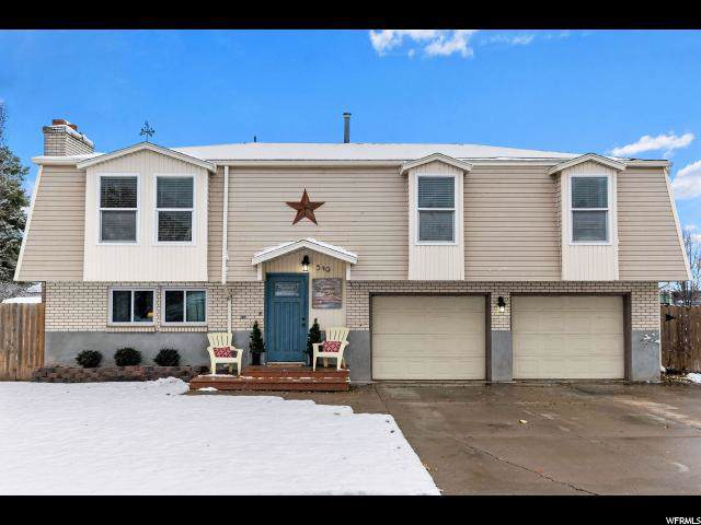 519 N 30 W, Kaysville, UT 84037 (#1644488) :: Doxey Real Estate Group