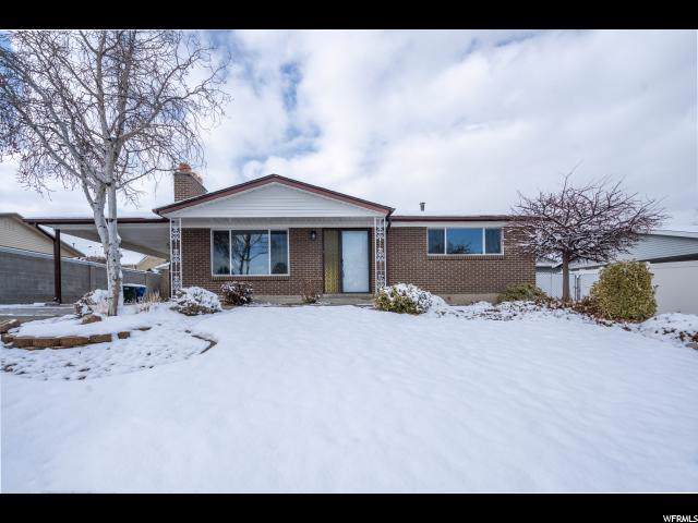 4204 S 4580 W, West Valley City, UT 84120 (#1644505) :: RE/MAX Equity
