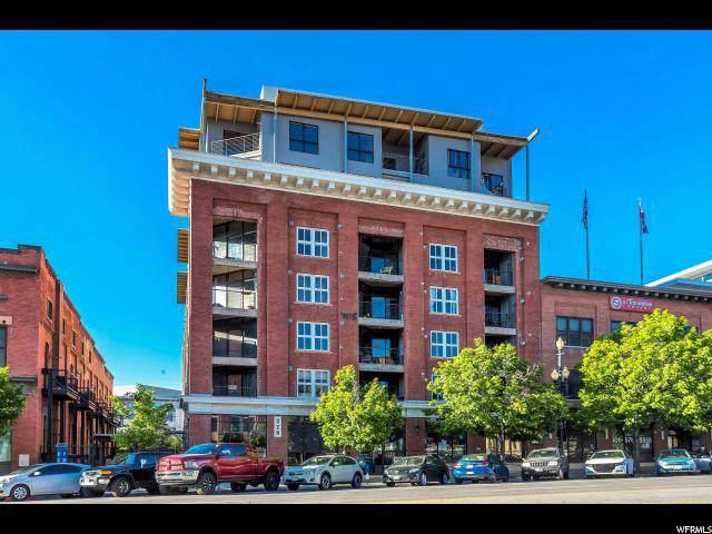 328 W 200 S #203, Salt Lake City, UT 84101 (#1644506) :: Bustos Real Estate | Keller Williams Utah Realtors