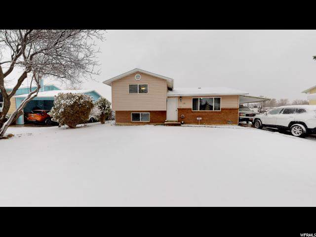 1572 N 550 W, Clinton, UT 84015 (#1644515) :: Doxey Real Estate Group