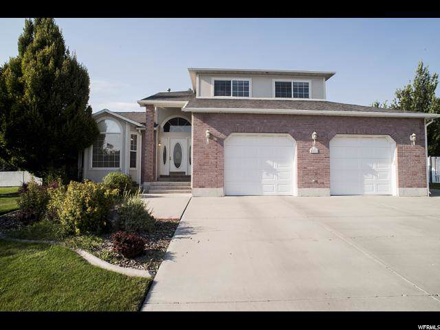 421 E 700 N, Tremonton, UT 84337 (#1644518) :: The Fields Team