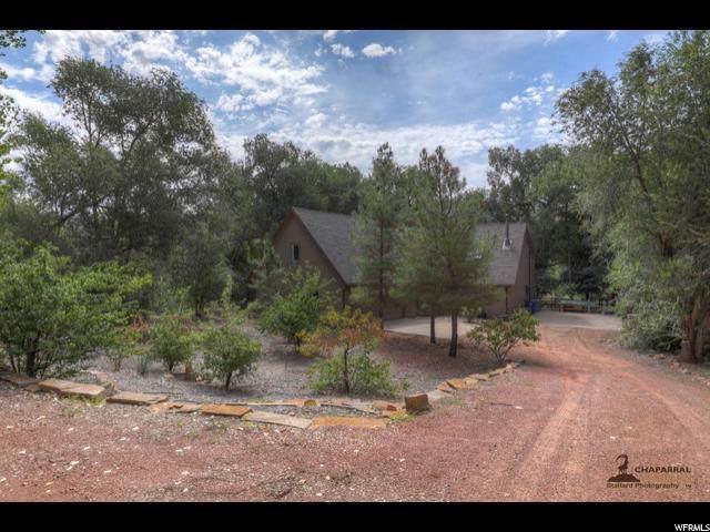 17 W Main St, Rockville, UT 84763 (#1644539) :: Bustos Real Estate | Keller Williams Utah Realtors