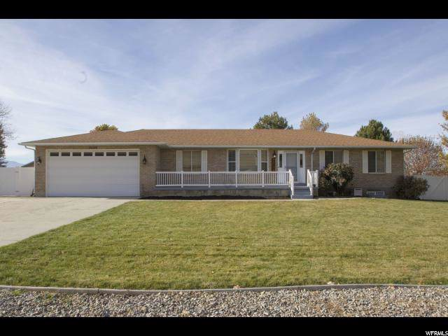 7529 Foothill Dr, Lake Point, UT 84074 (#1644589) :: Red Sign Team