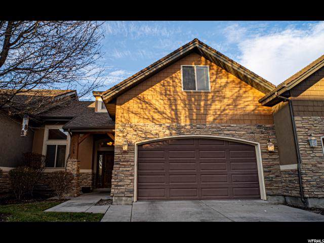 2032 W Golden Pond Way, Orem, UT 84058 (#1644603) :: Exit Realty Success