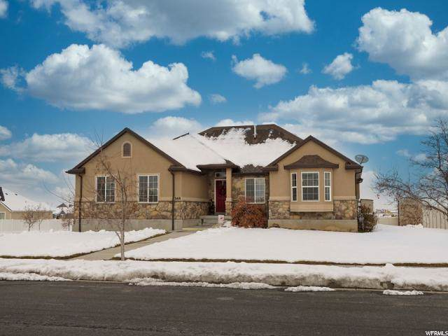 3418 W 2300 N, Clinton, UT 84015 (#1644609) :: Red Sign Team