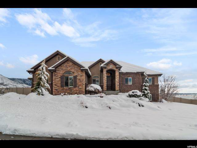 755 King Hill Dr, North Ogden, UT 84414 (#1644622) :: Doxey Real Estate Group