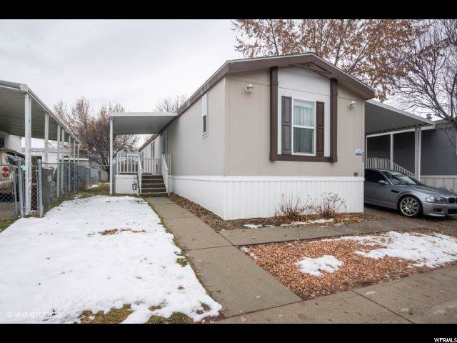 260 E Crescent Park Way S #210, Sandy, UT 84070 (#1644625) :: Red Sign Team