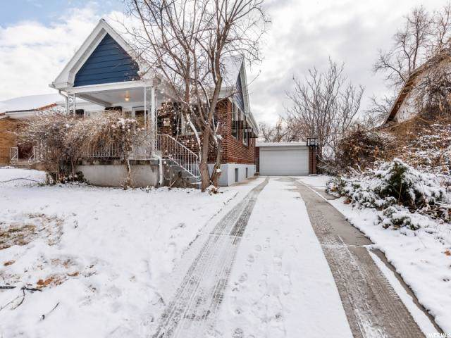 1626 E Kensington Ave, Salt Lake City, UT 84105 (#1644639) :: Big Key Real Estate