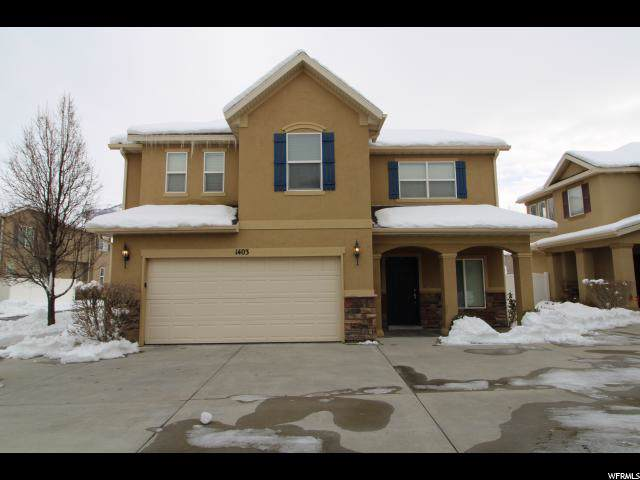 1403 E 6125 S, South Ogden, UT 84405 (#1644644) :: The Fields Team