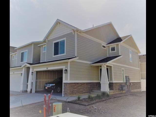 93 E Bluegrass Row, Saratoga Springs, UT 84045 (#1644645) :: Big Key Real Estate