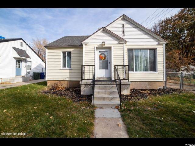 2364 S Polk Ave, Ogden, UT 84401 (#1644673) :: Big Key Real Estate