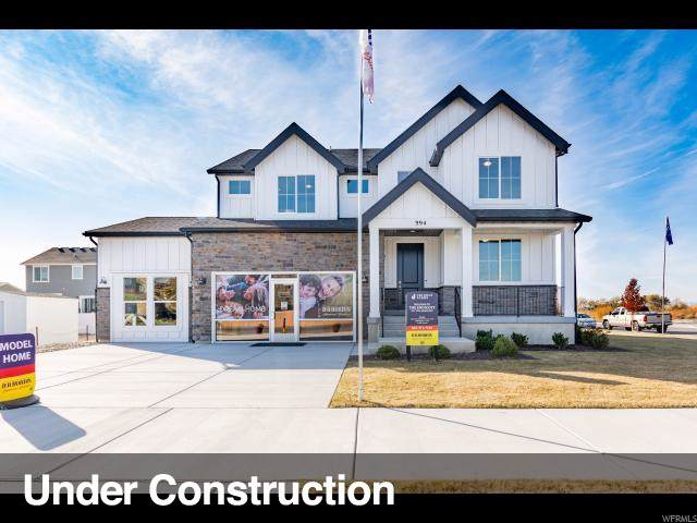 4068 W 1200 S Lot 28, Syracuse, UT 84075 (#1644684) :: Doxey Real Estate Group
