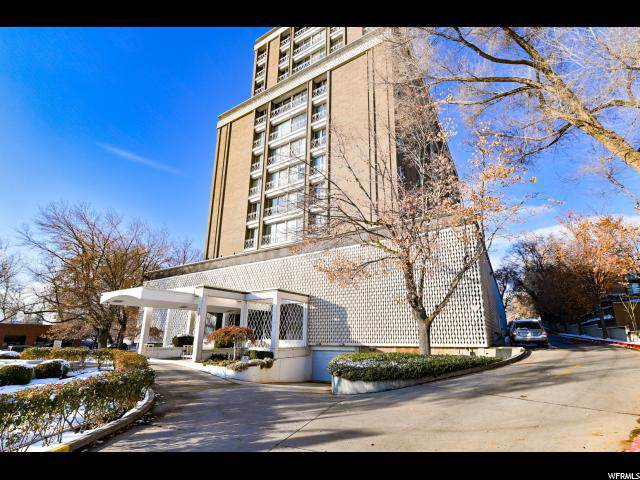 777 E South Temple 11G, Salt Lake City, UT 84102 (#1644685) :: Doxey Real Estate Group