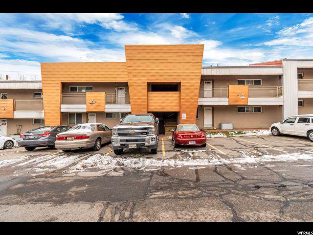 650 N 300 W #234, Salt Lake City, UT 84103 (#1644692) :: goBE Realty