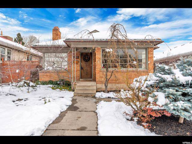 1368 E Harrison Ave, Salt Lake City, UT 84105 (#1644699) :: RISE Realty