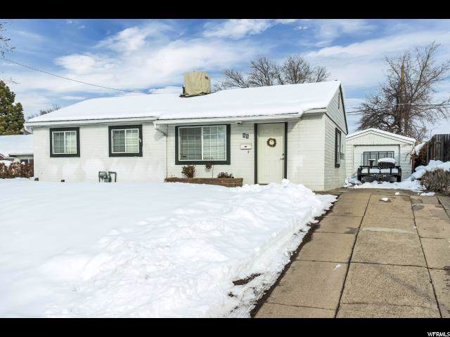 55 Airlane Dr, Clearfield, UT 84015 (#1644707) :: Red Sign Team