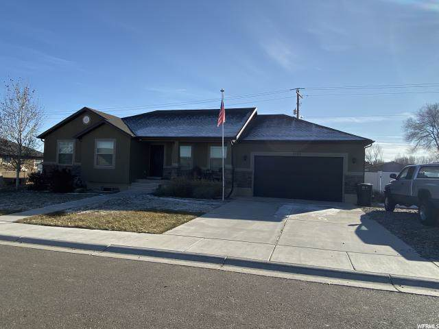 2189 W 475 S, Vernal, UT 84078 (#1644711) :: Exit Realty Success