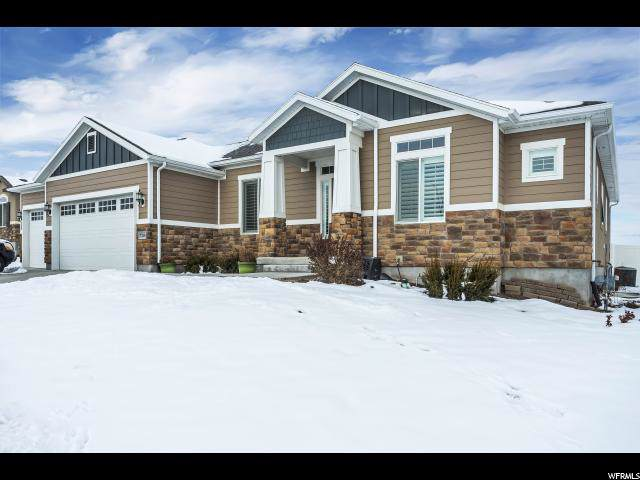 7314 W Hall Crossing Dr S, Herriman, UT 84096 (#1644720) :: Red Sign Team