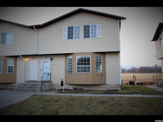 100 N 1350 W #25, Vernal, UT 84078 (#1644729) :: Exit Realty Success