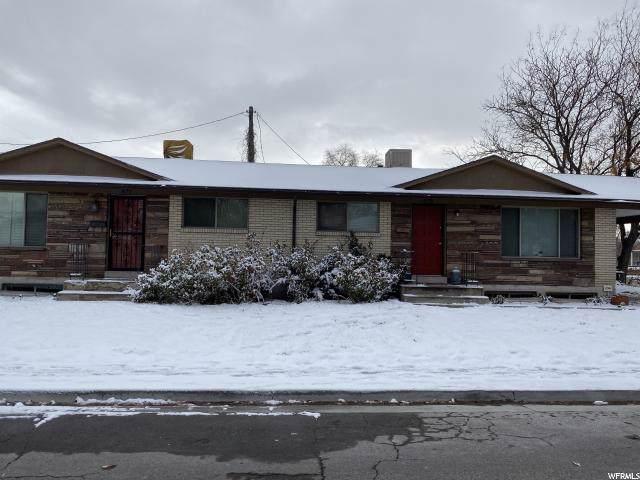 871 W Lucy Ave, Salt Lake City, UT 84104 (#1644742) :: The Fields Team
