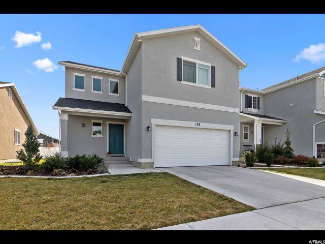138 E 460 N, Vineyard, UT 84059 (#1644750) :: Red Sign Team