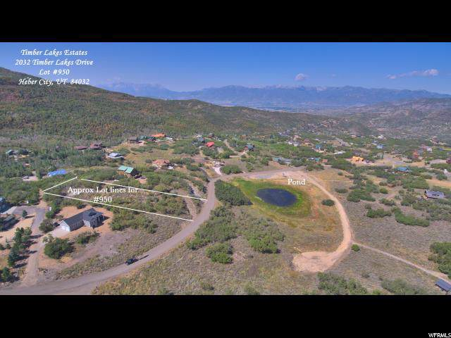 2032 Timberlakes Dr, Heber City, UT 84032 (#1644757) :: goBE Realty