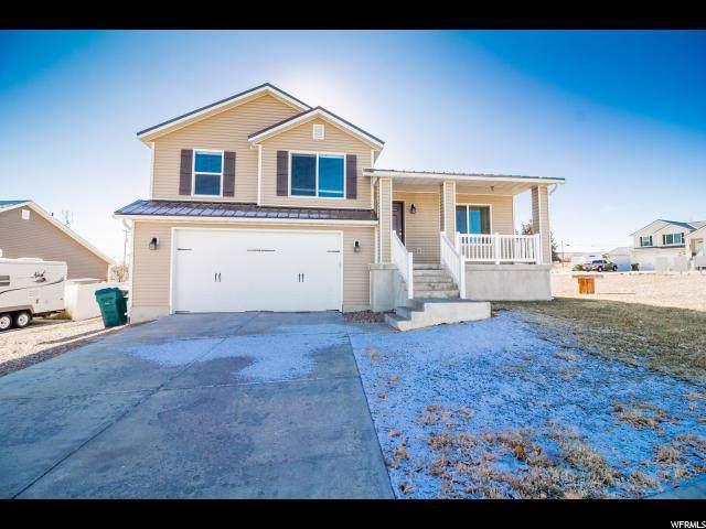 3003 W Borah Way S, Vernal, UT 84078 (#1644764) :: Bustos Real Estate | Keller Williams Utah Realtors