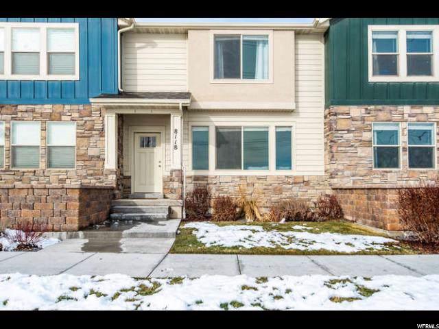 8118 N Rock Creek Cove Ln E, Eagle Mountain, UT 84005 (#1644771) :: Big Key Real Estate