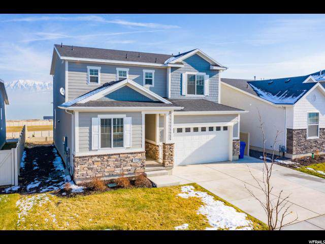 3276 S Hawk Dr, Saratoga Springs, UT 84045 (#1644784) :: Red Sign Team