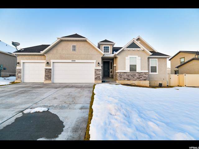 6828 W Highline Dr, West Jordan, UT 84081 (#1644801) :: Red Sign Team
