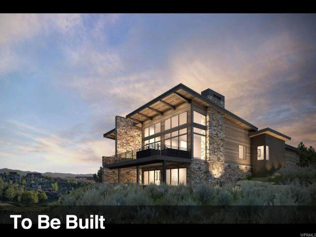 7180 Painted Valley Pass, Park City, UT 84098 (#1644808) :: Colemere Realty Associates