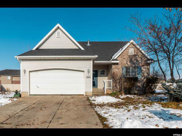 1285 S 1700 W, Syracuse, UT 84075 (#1644826) :: Doxey Real Estate Group