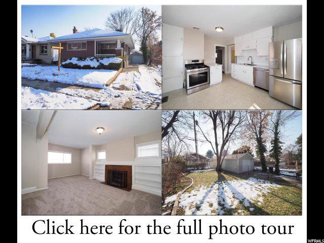 1156 E Sherman Ave, Salt Lake City, UT 84105 (#1644827) :: Big Key Real Estate