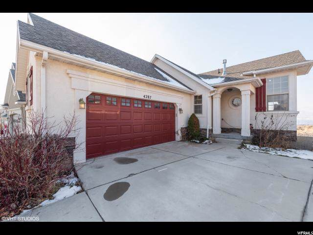 4287 N Chestnut Oak Dr W, Lehi, UT 84043 (#1644832) :: Red Sign Team