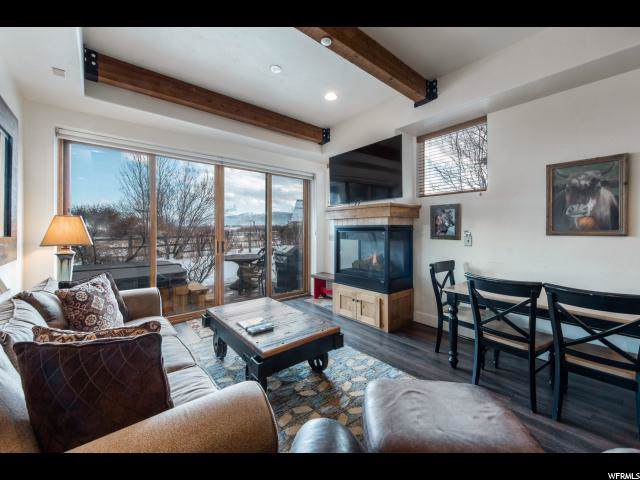 6296 N Park Ln W #17, Park City, UT 84098 (#1644836) :: Red Sign Team