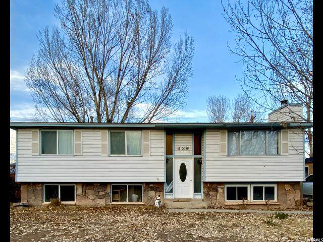 429 E 650 N, Roosevelt, UT 84066 (MLS #1644838) :: Lawson Real Estate Team - Engel & Völkers
